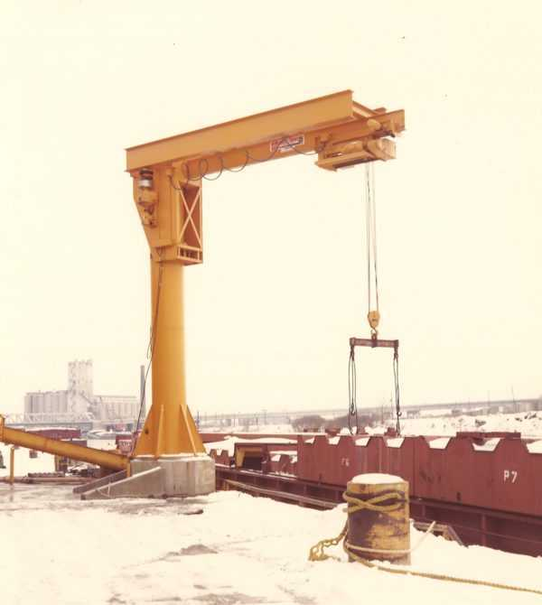 Abell Howe Outdoor-Double-Girder