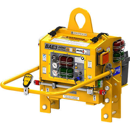 Anver Battery Lifting Generator Frame