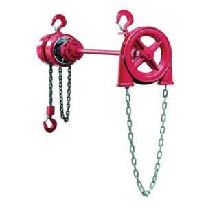 Chester Zephyr Hand Chain Hoist with Extended Handwheel